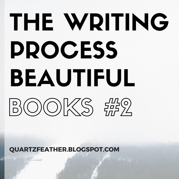 The Writing Process Beautiful Books #2