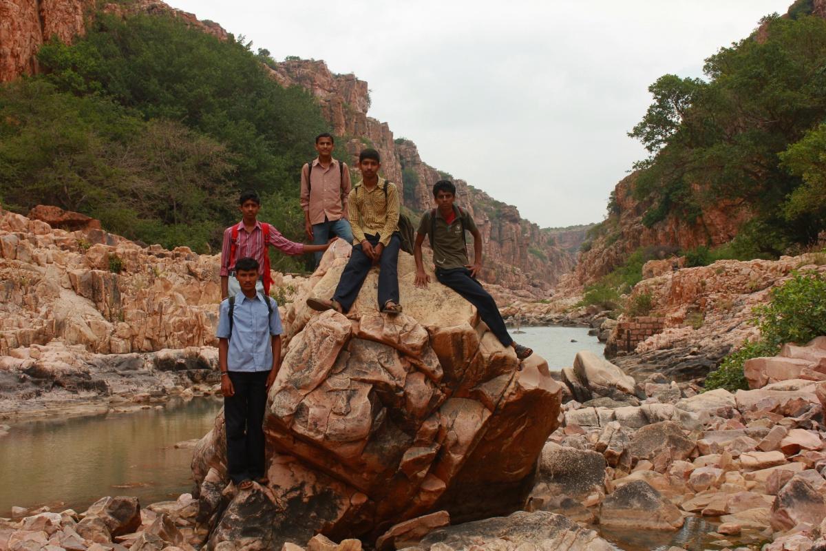 Journeys across Karnataka: Exploring Navil Theerth Gorge