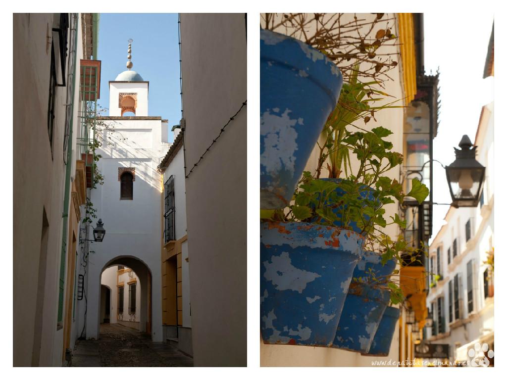La judería de Córdoba. El Callejón de las Flores