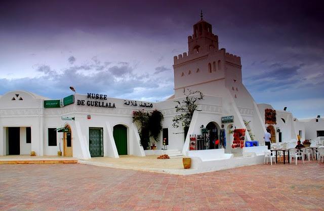 متحف قلالة جربة تونس