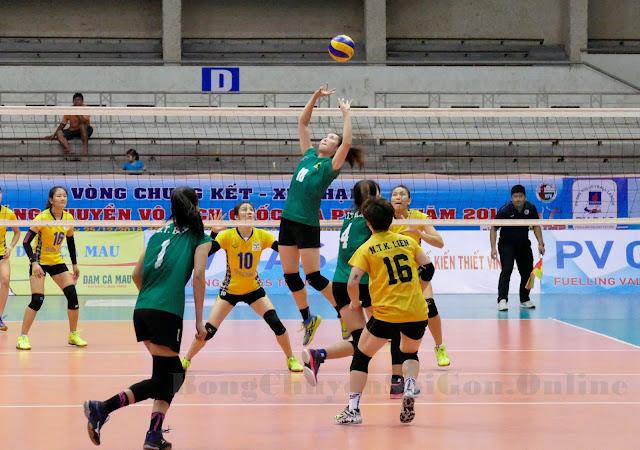 VTV Bình Điền Long An vào chung kết, Bến Tre trụ hạng
