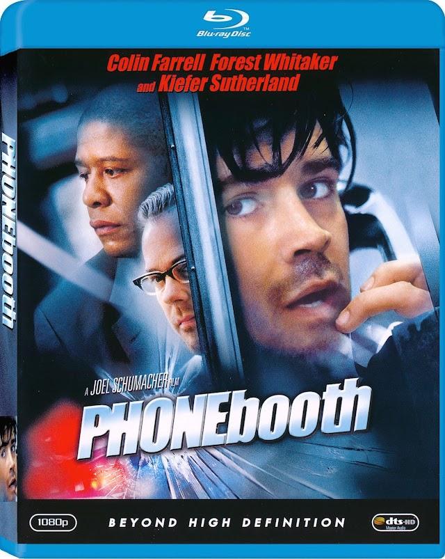 Phone Booth 2002 x264 720p Esub BluRay Dual Audio English Hindi GOPI SAHI