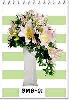 Tips Merangkai Bunga Palmerah
