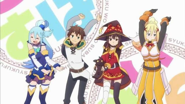 Anime Konosuba