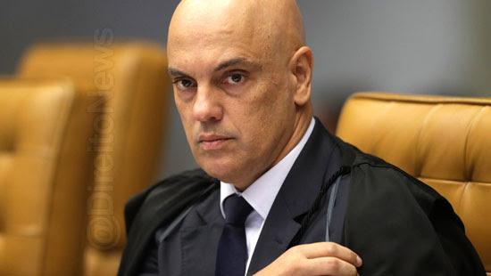 alexandre suspende trecho mp acesso informacao