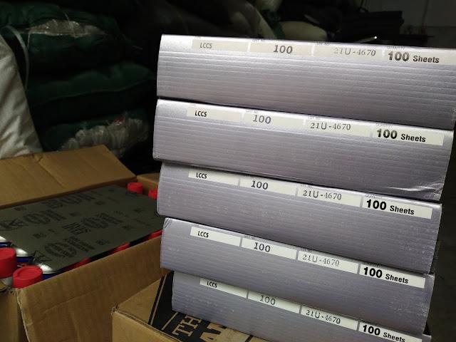 Giấy ráp Fuji Star 100 tờ / bọc