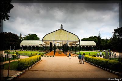 lal bagh a botanical garden bengalore