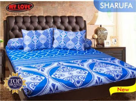 My love motif Sharufa