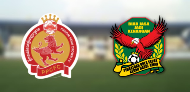 Live Streaming Phnom Penh Crown FC vs Kedah 14.1.2020 Piala Smart RSN