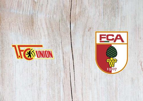 Union Berlin vs Augsburg -Highlights 25 January 2020