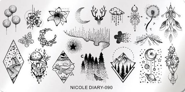 placa nicole diary 090