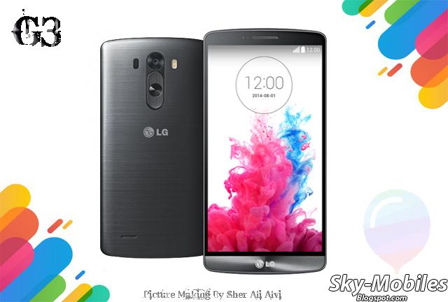 LG G3 Stock KDZ Marshmallow 60 Rom G3 F400 Amp F460S