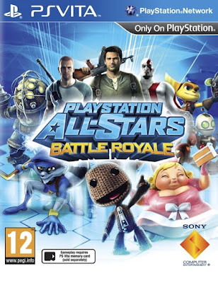 PlayStation All Stars Battle Royale (PS Vita) [NoNpDrm] [USA/EUR] [+