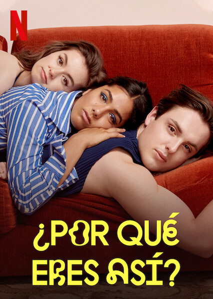 Why Are You Like This (2021) Temporada 1 NF WEB-DL 1080p Latino