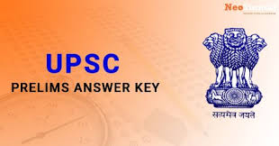 UPSC PRELIMS 2017 GS PAPER 1 ANSWER KEY