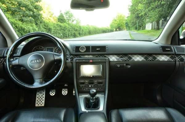 2004 Audi A4 Custom