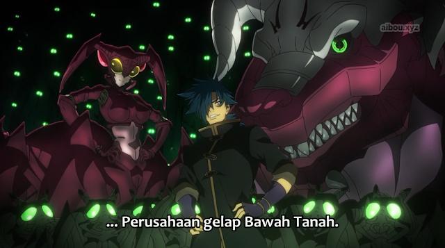 Meikyuu Black Company Episode 02 Subtitle Indonesia