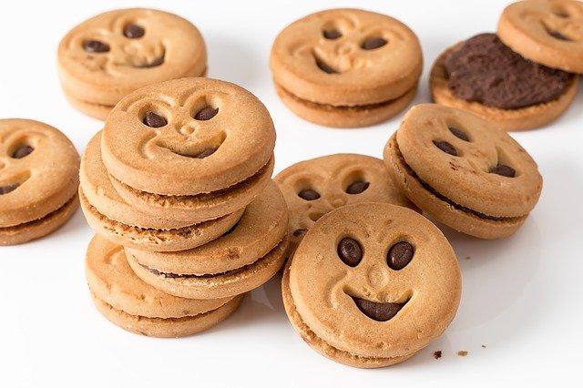 Double Chocolate Icebox Cookies (The easiest cookies)