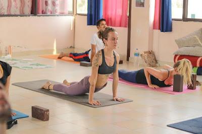 Yoga Teacher Training in Rishikesh India - RYS 200, 300 & 500