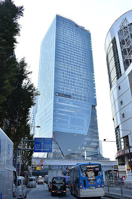 Shibuya Scramble Square Building