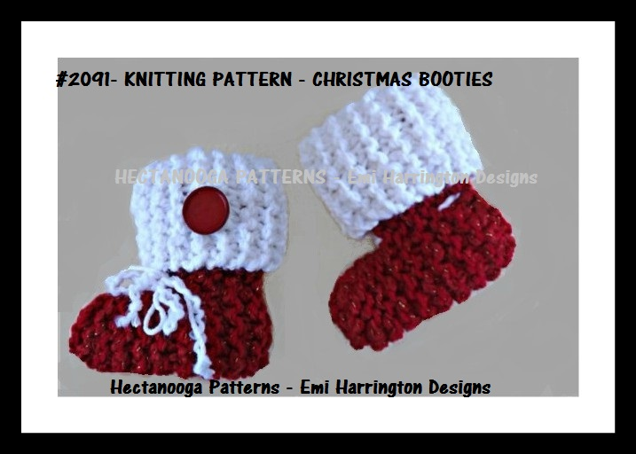 HECTANOOGA PATTERNS: FREE Beginner knitting pattern, CHRISTMAS ...