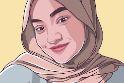 Tutorial Vector Eltasha Natasya dengan style simple di Infinite Design PART 1