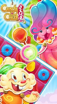 Candy Crush Jelly Saga (MOD, Unlocked) Apk Download