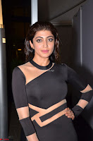 Pranitha Subhash in a skin tight backless brown gown at 64th Jio Filmfare Awards South ~  Exclusive 059.JPG