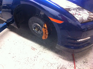 2012 And 2013 Nissan Gt R Upgrade Parts Skidplate Brake
