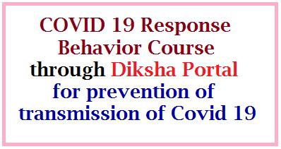 How To Register For SCERT/NCERT Training for teachers through Diksha Portal for prevention of transmission of COVID 19 in the school environment