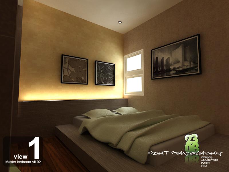 Desain Interior Kamar Tidur Utama 4x3  baru 24 interior kamar tidursimple