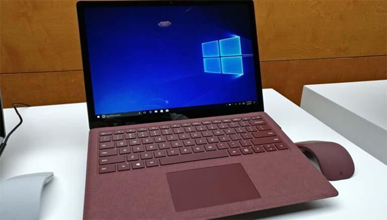 Apakah Benar Perangkat Ini Microsoft Surface Baru Yang Dibekali CPU Intel Ice Lake?