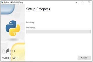 Cara Mengunduh dan Menginstal Python 3.9 di Windows