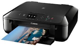 Canon Pixma MG5750 printer
