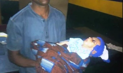 Man in police net for allegedly stealing two-month-old baby in Ogun