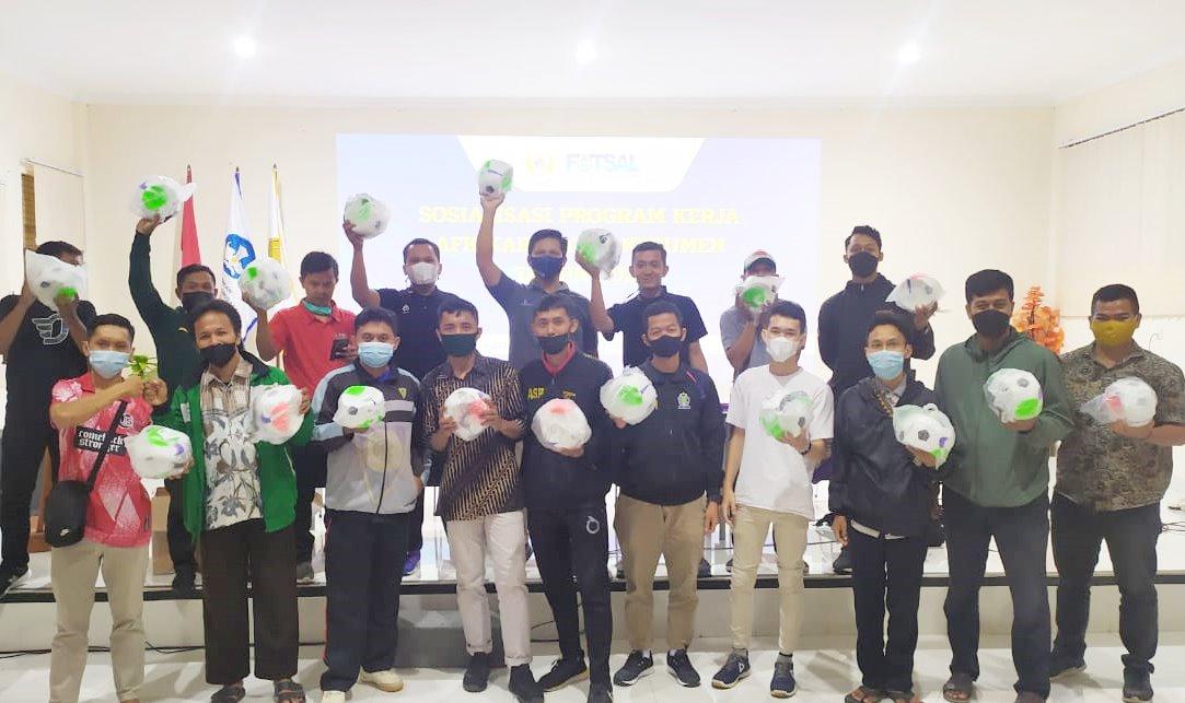 AFK Kebumen Bakal jadi Tuan Rumah Dulongmas Championship