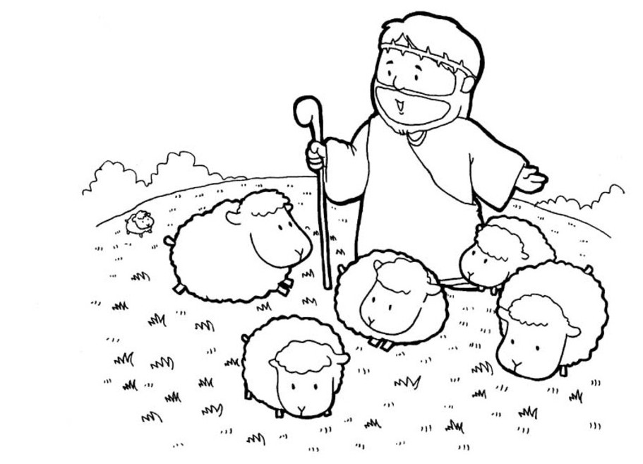 bible coloring pages for kids - 926×662