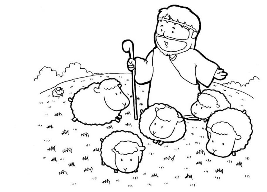 Gambar Mewarnai Sekolah Minggu Kristen Nusagates