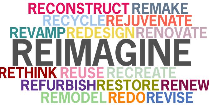 The Lovely Side Reimagine  How I Reimagine My Living