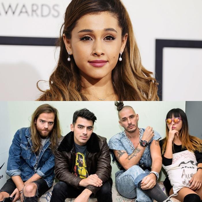 Ariana Grande y DNCE se presentarán en los Radio Disney Music Awards