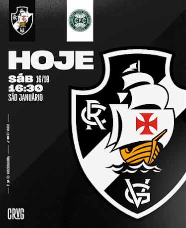 16 de outubro, 16h30: São Januário