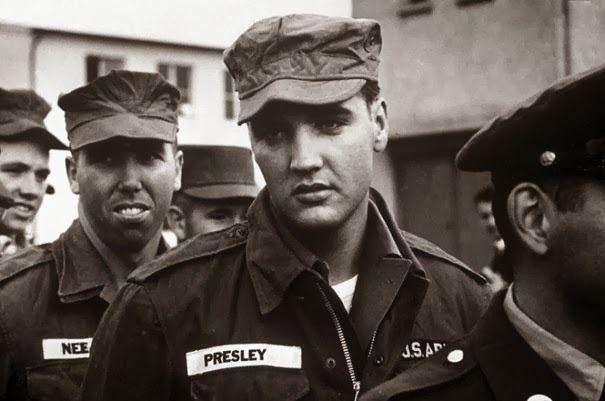 Elvis in the Army, 1958