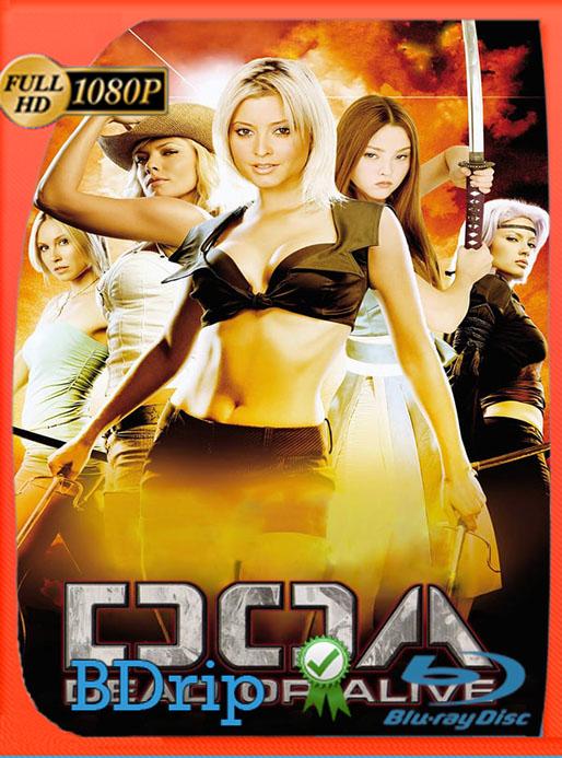 DOA: Vivo o Muerto (2006) BDRip 1080p Latino [Google Drive] Tomyly
