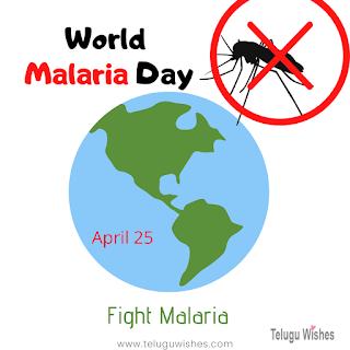 World Malaria Day, fight malaria april 25