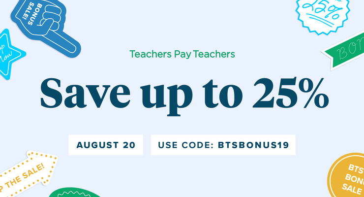 123kteacher: Back to School Giveaway and Sale