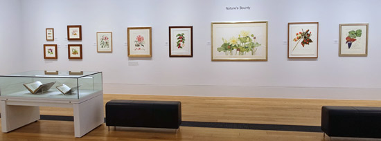 Making A Mark Nature S Bounty At Kew A Review Closes