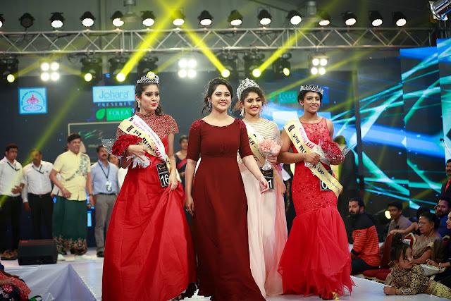 Noorin Shereef  won Miss Kerala 2017