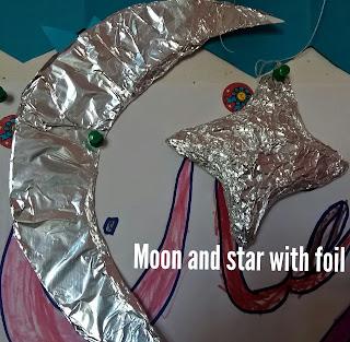 Eid/Ramadan crafts for kids