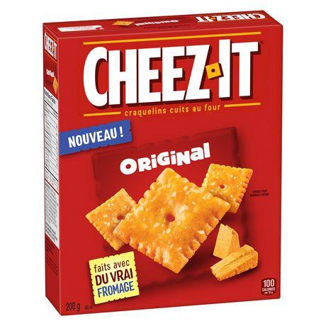 Cheeze-it Crackers