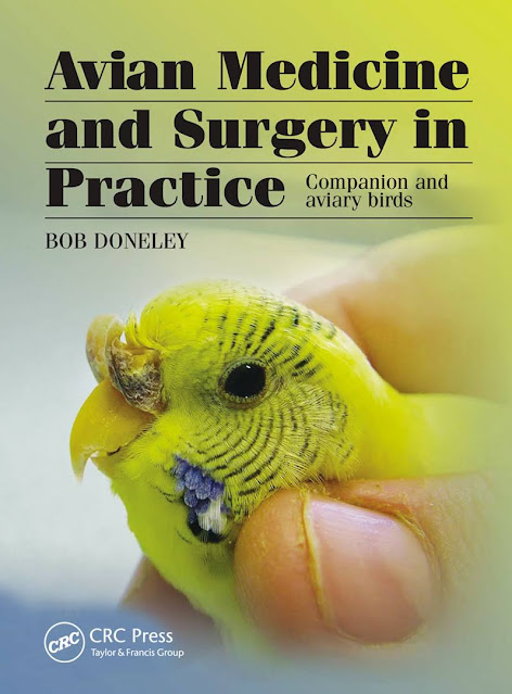 Avian Medicine and Surgery in Practice Companion and Aviary Birds  - WWW.VETBOOKSTORE.COM